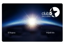 Članstvo Club 5* Exclusive