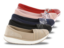 Balerinke Stripe Comfort Walkmaxx